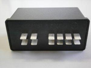 57.3777-05 Реле указателей поворотов н/о (РПП-3.1-6К-01) для электрооборудования МАЗ