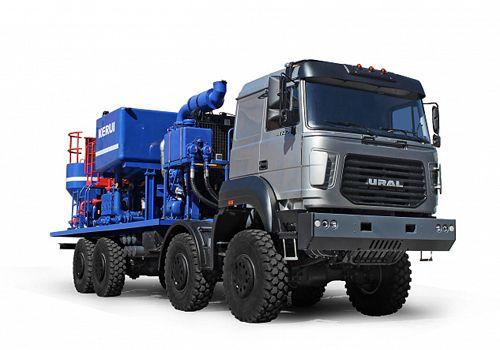 «Группа ГАЗ» представляет новый автомобиль для нефтегазовой отрасли на международной выставке в Москве