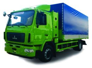 МАЗ в июле опустился на восьмое место на российском рынке грузовиков