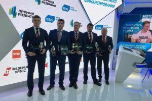 Ярославский моторный завод «Автодизель» стал победителем национального конкурса «Премия развития»