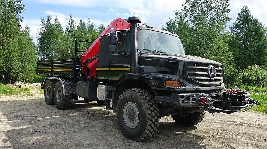 ТОП-10 самых дорогих грузовиков лета 2018