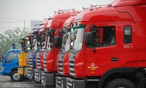Автопарк России насчитывает 2,5 млн грузовиков