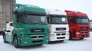 Рынок грузовиков в России в марте сократился на 5,5%