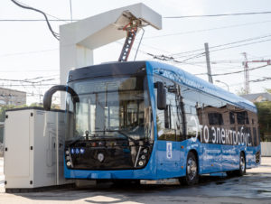 «КАМАЗ» закрыл второй контракт на поставку электробусов